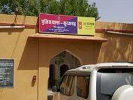 ट्रक के टूल बॉक्स में छुपाकर रखे रुपए भी ले गए बदमाश, हिसार में अनाज बेचकर लौट रहा था मालिक झुंझुनूं,Jhunjhunu - Dainik Bhaskar