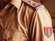 तीन हैड कांस्टेबल और एक कांस्टेबल को नागौर एसपी ने पुलिस लाइन भेजा|नागौर,Nagaur - Dainik Bhaskar