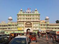 26 जनवरी से भक्तों के लिए दर्शनार्थ दिनभर खोला जाएगा राणी सती मंदिर, टोकन से ही मिलेगी आरती में एंट्री झुंझुनूं,Jhunjhunu - Dainik Bhaskar