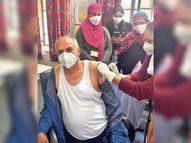 5वें दौर में 17 सेंटरों पर 1640 को टीके लगाने बुलाया, पहुंचे 1285 ही, आज 27 सेंटर पर 2700 को टीके का टारगेट|उदयपुर,Udaipur - Dainik Bhaskar
