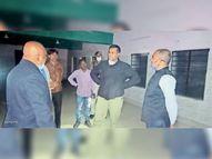 बड़ाचीरु- फरवरी में 50 बेड का न्यूट्रिशन सेंटर चाईबासा,Chaibasa - Dainik Bhaskar