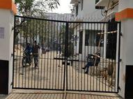TPS कॉलेज में चल रहा था बवाल, 1.5 किमी दूरी तय करने में पुलिस को लगे 45 मिनट, नियंत्रक को 5 बार करना पड़ा फोन|पटना,Patna - Dainik Bhaskar
