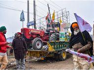 किसानों का दावा- परेड की मंजूरी मिली, 5 रास्तों से दिल्ली में दाखिल होंगे; दिल्ली पुलिस बोली- किसानों ने रूट नहीं बताया|देश,National - Dainik Bhaskar