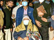रांची से एयर एम्बुलेंस से दिल्ली AIIMS लाए गए लालू, निमोनिया और सांस लेने में तकलीफ थी|देश,National - Dainik Bhaskar