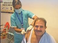 केंद्र के निर्देश- वैक्सीन की एक बूंद भी न बिगड़े, भरतपुर में फिर फेंकी 32 डोज|भरतपुर,Bharatpur - Dainik Bhaskar