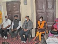नेताजी स्वतंत्रता संग्राम के पथ प्रदर्शक, युवा प्ररेणा लें: शाहपुरा बाड़मेर,Barmer - Dainik Bhaskar
