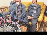 हुड्डा ने किया हरियाणा डोमिसाइल के लिए सरकार की ओर से किए गए नियमों में बदलाव का विरोध|रोहतक,Rohtak - Dainik Bhaskar