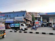 हमीदिया अस्पताल की जगह पर मैकेनिकों का कब्जा, खोले गैरेज|भोपाल,Bhopal - Dainik Bhaskar