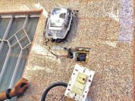 सर्विस लाइन में कट लगाकर बिजली चोरी कर रहे थे, 15 मामले पकड़े, 5.78 लाख का जुर्माना|उदयपुर,Udaipur - Dainik Bhaskar