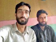 मस्जिद निर्माण के लिए चंदा लेने आए जम्मू-कश्मीर के 2 युवक हुए लापता|खंडवा,Khandwa - Dainik Bhaskar