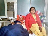 डॉक्टर ने बच्चे को काउंटर पर रखकर कहा ये मर गया है, लो अब जीभर कर देखो इसे|भोपाल,Bhopal - Dainik Bhaskar