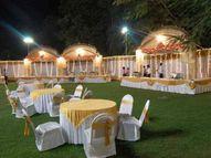 नगर निगम ने मैरिज गार्डन की रजिस्ट्रेशन फीस 25% बढ़ाई|भोपाल,Bhopal - Dainik Bhaskar