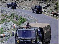 भारत और चीन के बीच कोर कमांडर लेवल की बैठक शुरू, ढाई महीने बाद हो रही बात|विदेश,International - Dainik Bhaskar