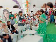 आशा स्पर्धा का लकी ड्रा खुला, पहला इनाम मुकेश को|विदिशा,Vidisha - Dainik Bhaskar