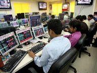 सेंसेक्स 48,300 के स्तर पर बंद, रिलायंस का शेयर 5% फिसला|बिजनेस,Business - Dainik Bhaskar
