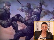 अक्षय कुमार ने मोबाइल एक्शन गेम लॉन्च कर कहा- दुश्मनों का सामना करो, प्ले स्टोर पर 50 लाख से ज्यादा रजिस्ट्रेशन हुए|बॉलीवुड,Bollywood - Dainik Bhaskar