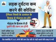 ट्रैफिक नियम तोड़ने पर महंगा होगा बीमा प्रीमियम, जानिए कौन सा नियम तोड़ने पर प्रीमियम कितना बढ़ेगा|ऑटो,Auto - Dainik Bhaskar