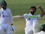 फवाद आलम के तीसरे शतक से पहले टेस्ट में पाकिस्तान की वापसी, 88 रनों की लीड ली|क्रिकेट,Cricket - Dainik Bhaskar
