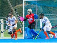 वर्ल्ड नंबर-2 अर्जेंटीना ने आखिरी क्वार्टर में वापसी कर 2 गोल दागे, भारत को 3-2 से हराया|स्पोर्ट्स,Sports - Dainik Bhaskar
