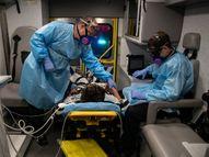 WHO ने कहा- ब्रिटेन में पाया गया नया कोविड-19 वैरिएंट अब 70 देशों में फैला, US में वैक्सीनेशन पर फोकस|विदेश,International - Dainik Bhaskar