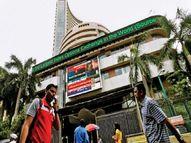 सेंसेक्स में 359 अंक फिसला, इंडेक्स 47 हजार के स्तर पर पहुंचा, बैंकिंग और IT शेयरों ने बनाया दबाव|बिजनेस,Business - Dainik Bhaskar