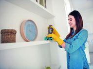 साफ़ घर सभी को पसंद होता है लेकिन सफ़ाई कैसे करनी है ये जानना भी ज़रूरी है|मधुरिमा,Madhurima - Dainik Bhaskar