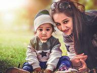 बेहद महत्वपूर्ण होते हैं बचपन के पहले तीन साल, शिशु का समझें व्यवहार और स्वस्थ विकास पर दें ध्यान|मधुरिमा,Madhurima - Dainik Bhaskar