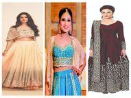 शादी-फंक्शन के लिए लहंगे अमूमन ख़रीदे ही जाते हैं, लेकिन एक-दो बार के बाद ये दोबारा नहीं पहने जाते, लहंगे को दोबारा नए तरीक़े से पहनना चाहती हैं, तो कुछ तरक़ीबें अपनाकर देखिए|मधुरिमा,Madhurima - Dainik Bhaskar