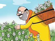 गृहमंत्री बोले- भाजयुमो अध्यक्ष को भेज दूंगा; आपके 70 और हमारे 7 साल का हिसाब हो जाएगा, कर लो दो-दो हाथ|देश,National - Dainik Bhaskar