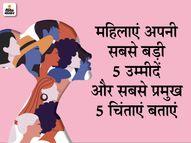 सिर्फ महिलाओं के लिए भास्कर का खास सर्वे, 3 मार्च तक अपनी राय बताएं देश,National - Dainik Bhaskar