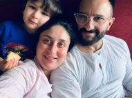 करीना कपूर सोशल मीडिया पर दिखाएंगी न्यूबॉर्न बेबी की पहली झलक, नाम का खुलासा भी करेंगी|बॉलीवुड,Bollywood - Dainik Bhaskar