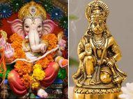 मंगलवार को अंगारक चतुर्थी, इस दिन गणेशजी के साथ ही मंगल ग्रह और हनुमानजी की पूजा जरूर करें|धर्म,Dharm - Dainik Bhaskar