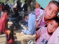 सिरफिरे आशिक ने महिला के 2 बच्चों को चाकू से काटा और फिर फंदे पर झूल गया, 1 साल से पीछे पड़ा था|देश,National - Money Bhaskar