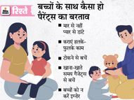 गैजेट्स के साथ बच्चे बिताएं ज्यादा समय, तो आप भी बन जाएं बच्चे और ऐसे करें उनकी बुरी हैबिट्स दूर रिश्ते,Rishtey - Dainik Bhaskar