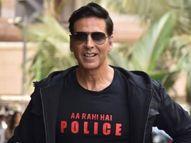 अक्षय कुमार ने अफवाहों पर जताई हैरानी, बोले- मैं मुंबई में शूटिंग कर रहा हूं, खबरें निराधार हैं|बॉलीवुड,Bollywood - Dainik Bhaskar