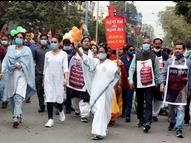 ममता बोलीं- परिवर्तन बंगाल में नहीं, दिल्ली में होगा; BJP वोट खरीदना चाहे तो पैसे ले लेना और TMC को वोट देना|देश,National - Dainik Bhaskar