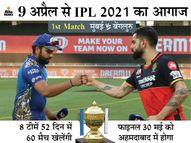 फाइनल समेत प्ले-ऑफ अहमदाबाद के नरेंद्र मोदी स्टेडियम में, टूर्नामेंट में पहली बार कोई टीम घर में नहीं खेलेगी|क्रिकेट,Cricket - Dainik Bhaskar