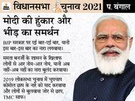 PM बोले- वामपंथी जिस कांग्रेस के हाथ को काला बोलते थे, आज वही हाथ सफेद कैसे हो गया रे?|देश,National - Dainik Bhaskar