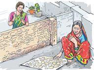 आनंदिता ने अपने स्नेह और प्रेम से दो टूटे परिवारों को मिला दिया था, सालों के मनमुटाव को भी पलभर में दूर कर दिया था... मधुरिमा,Madhurima - Dainik Bhaskar