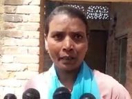 डकैत सलीम गुर्जर की पत्नी ने प्रधान पद पर की दावेदारी; कभी बंदूक के बल पर करती थी हार-जीत का फैसला|कानपुर,Kanpur - Dainik Bhaskar