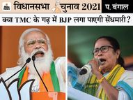 BJP का यहां कभी खाता नहीं खुला, पर इस बार TMC से आए नेताओं का सहारा; शुभेंदु की तरह यहां राजीव बने दीदी के लिए चुनौती पश्चिम बंगाल,West Bengal - Dainik Bhaskar