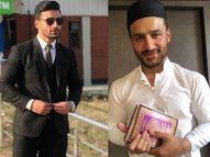 सना खान के बाद अब 'रोडीज' फेम साकिब खान ने इस्लाम के लिए शोबिज इंडस्ट्री को कहा अलविदा, बोले-मैं अल्लाह के रास्ते से गुमराह हो गया था|टीवी,TV - Dainik Bhaskar