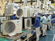 एलईडी, एयर कंडीशनर और सोलर मॉड्यूल के लिए 10,738 करोड़ रुपए की PLI स्कीम को मंजूरी इकोनॉमी,Economy - Dainik Bhaskar