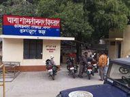 बेटे और बहू की लालच ने खून के रिश्ते को किया शर्मसार, रिटायर्ड IAS पिता के 24 लाख रुपए लेकर दोनों हुए फरार|लखनऊ,Lucknow - Dainik Bhaskar