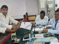 नामांकन के आखिरी दिन बसपा-कांग्रेस ने उतारे उम्मीदवार, यहां 32 साल से जिला पंचायत अध्यक्ष की कुर्सी पर सपा का कब्जा|कानपुर,Kanpur - Dainik Bhaskar