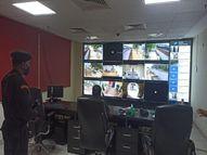 DG जेल CCTV के जरिए कर रहे हैं मुख्तार के बैरक की निगरानी; बांदा का तापमान पंजाब से 10 डिग्री सेल्सियस ज्यादा, AC की जगह मिला केवल एक पंखा|लखनऊ,Lucknow - Dainik Bhaskar
