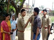 रायबरेली में BJP नगर अध्यक्ष के साथ दरोगा ने की बदसलूकी, लूट की सूचना देने पर पुलिस ने नेता को हिरासत में लिया|लखनऊ,Lucknow - Dainik Bhaskar