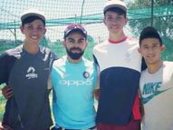 6 फिट 8 इंच लंबा है साउथ अफ्रीका का यह तेज गेंदबाज, 20 साल के मार्को नेट्स में कोहली और रोहित को कर चुके परेशान|IPL 2021,IPL 2021 - Dainik Bhaskar