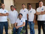 भारतीय दिव्यांग क्रिकेट परिषद ओपनिंग सेरेमनी में होगी शामिल; सेक्रेटरी रवि चौहान बोले- BCCI की तरफ से फेडरेशन को निमंत्रण हजारों दिव्यांग क्रिकेटरों के प्रति सम्मान है|IPL 2021,IPL 2021 - Dainik Bhaskar