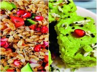अंकुरित अनाज और मटर से बनाएं पौष्टिक नाश्ता, जानिए इनकी हेल्दी रेसिपी|वीमेन,Women - Dainik Bhaskar